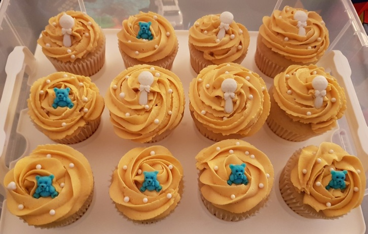 Baby Neil Baby Shower Cupcakes (3)