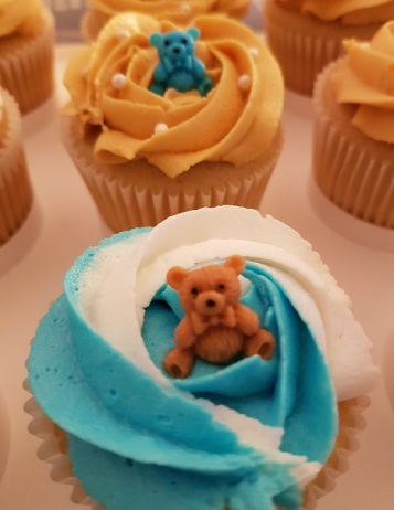 Baby Neil Baby Shower Cupcakes (5)