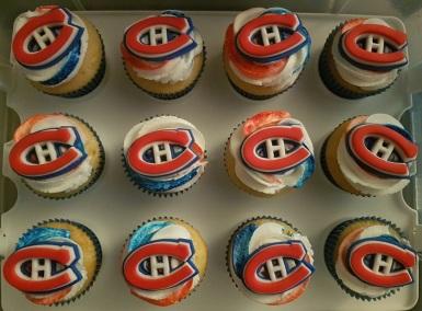 Canadiens Cupcakes (1)