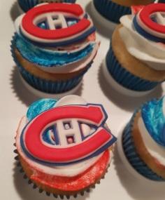 Canadiens Cupcakes (2)