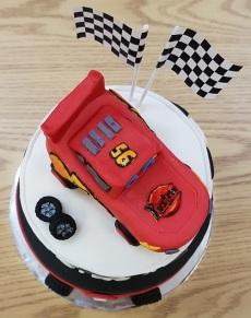 McQueen 5th B-Day Cake (3)
