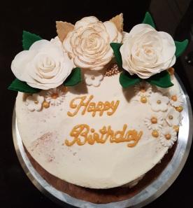 Rustic Birthday Cake (1)