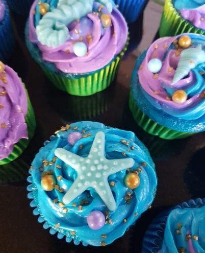 Sea Cupcakes (2)
