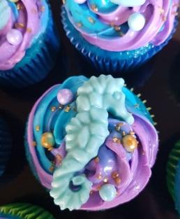 Sea Cupcakes (3)
