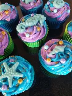 Sea Cupcakes (4)