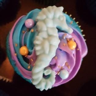 Sea Cupcakes (5)