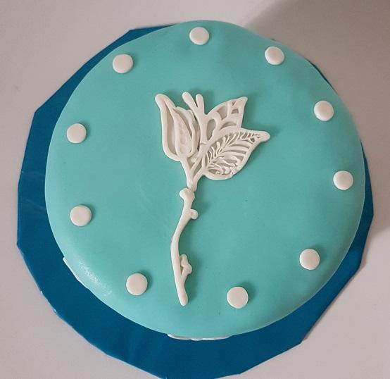Tiffany Flower Cake (1)