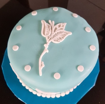 Tiffany Flower Cake (2)