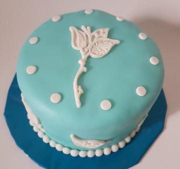 Tiffany Flower Cake (3)