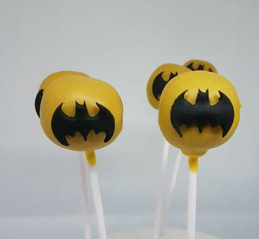 Batman Cake Pops - Oct 2018 (3)