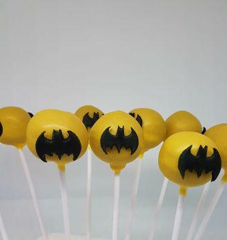 Batman Cake Pops - Oct 2018 (5)