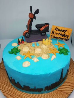 Scooter Cake - 2018 (3)