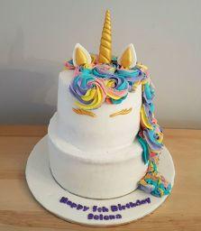 Unicorn Cake - Dec 2018 (5)
