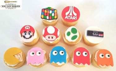 80s Games Cupcakes - 2019 (3)