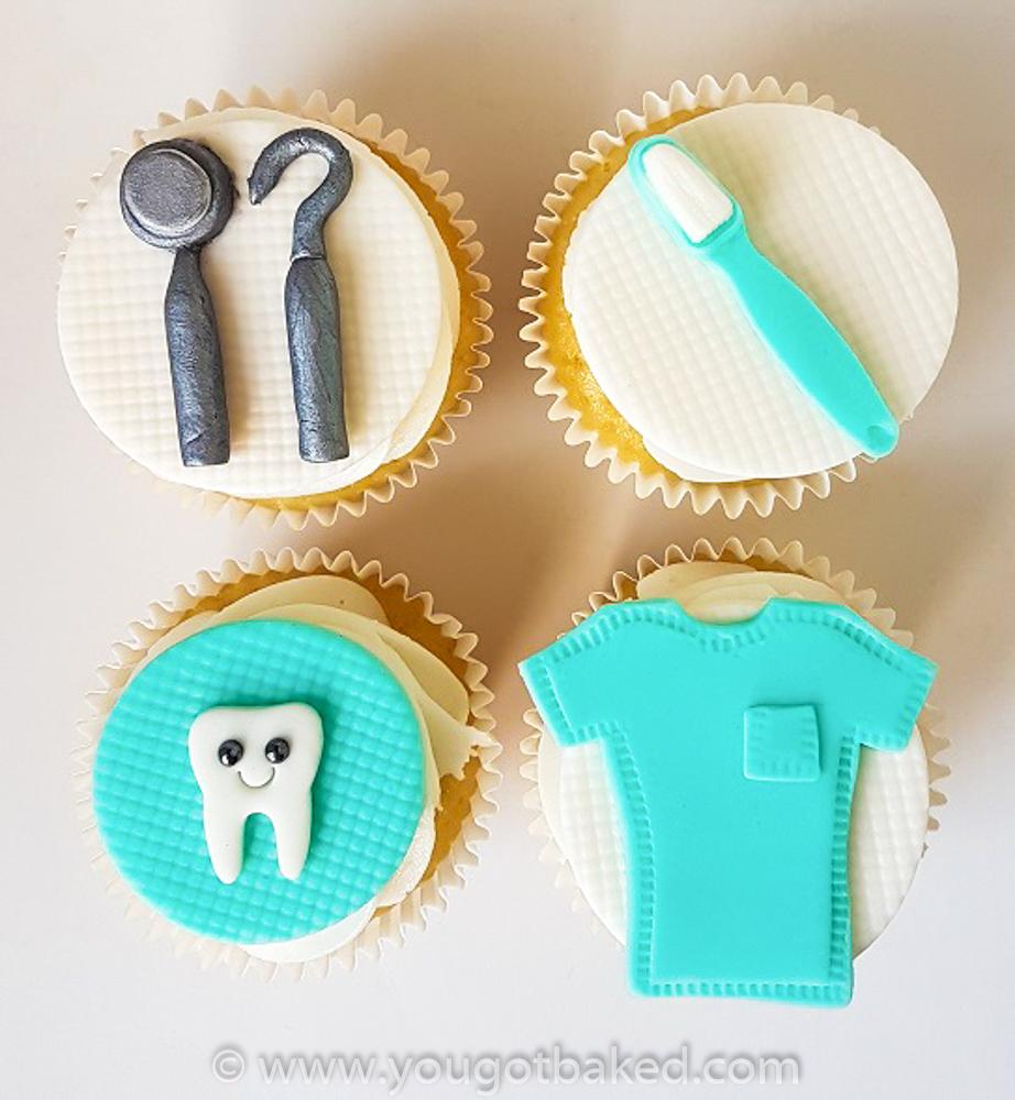 Dentist Cupcakes - July 2019 (2)