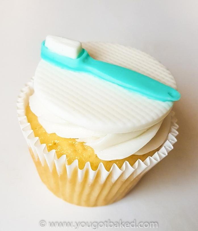 Dentist Cupcakes - July 2019 (3)