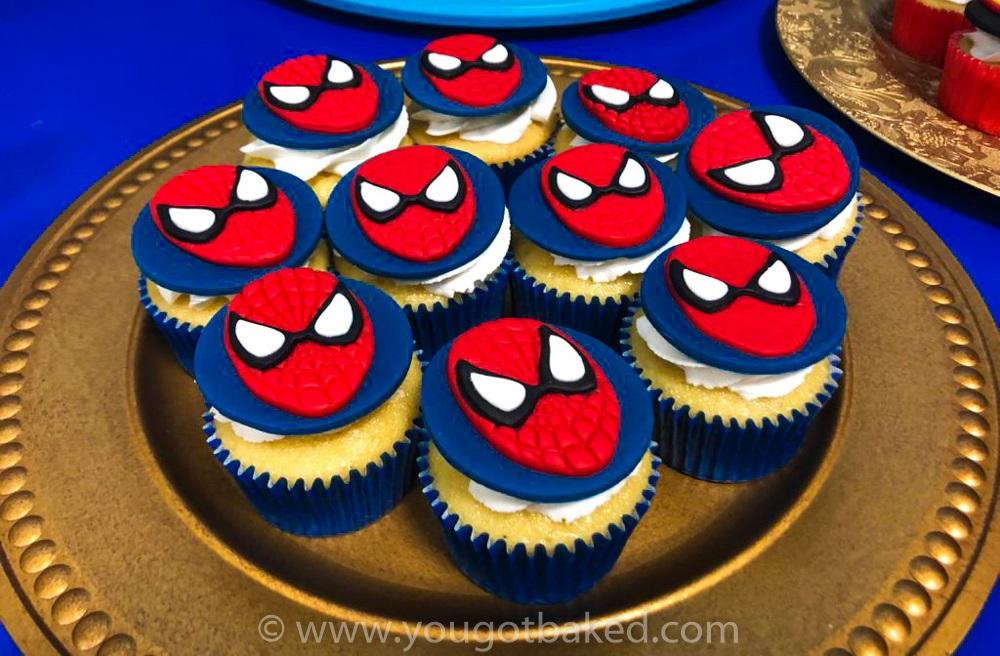 Spiderman Cupcakes - FINAL (3)